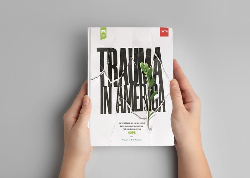 Trauma in America book