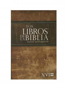 Community Bible Experience Los Libros de la Biblia - Nuevo Testamento