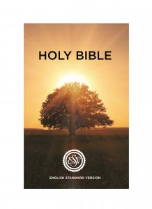 ESV English Standard Version Outreach Bible