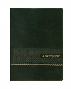 French Large Print Bible