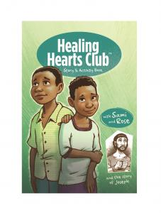 Healing Hearts Club Story & Activity Book - African Edition 2017 - Print on Demand