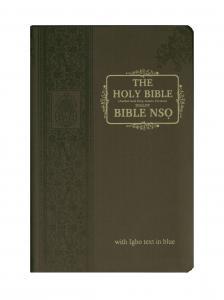 Igbo - English Bilingual Bible