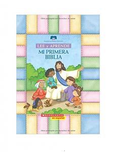 Lee y aprende: Mi primera Biblia