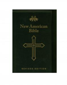 NAB New American Bible Revised Edition Catholic Hardcover