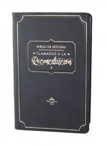 RVR60 Biblia de Estudio Llamados a la Reconciliación
