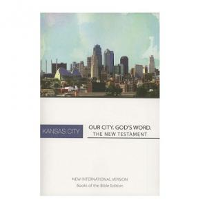 The Books of the Bible CBE NT NIV: Kansas City (English)