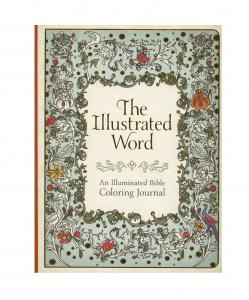 The Illustrated Word Coloring Journal