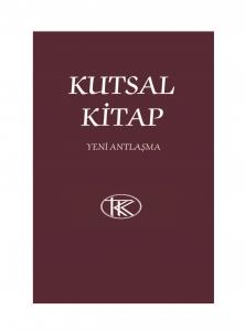 Turkish New Testament - Print on Demand