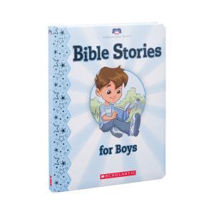 CEV Historias de la Biblia para Niños Varones