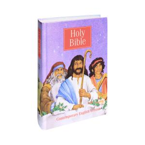 CEV Your Young Christian's First Bible