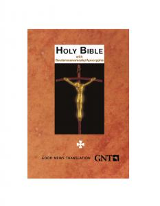 GNT Good News Catholic Bible - Print on Demand