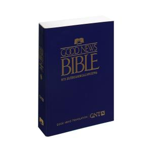 GNT Good News Compact Bible with Deuterocanonicals and Imprimatur (Catholic)