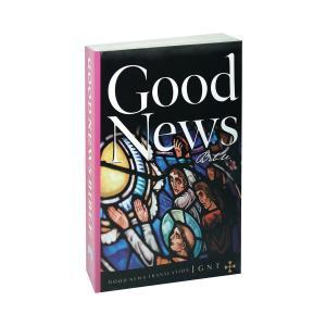GNT Biblia Good News Translation  con Libros Deuterocanónicos y con Imprimátur