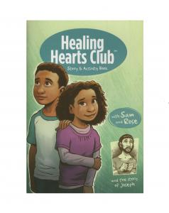 Healing Hearts Club Story & Activity Book - North American Edition