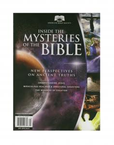 Inside The Mysteries of The Bible - Bookazine