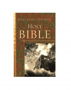 KJV King James Bible - Print on Demand