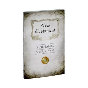 KJV King James Paperback New Testament