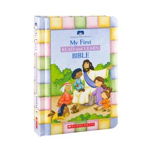My First Read and Learn Bible Boardbook