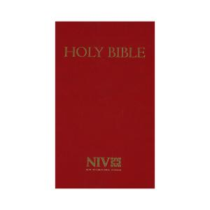 NIV Outreach Bible, Red Cover