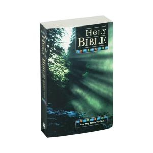 NKJV New King James Outreach Paperback Bible