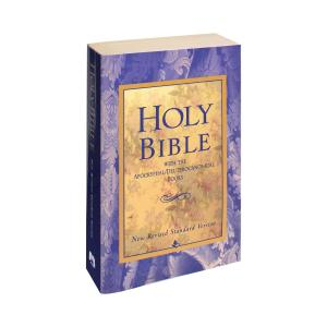 New Revised Standard Version Bible with Deuterocanonicals/Apocrypha