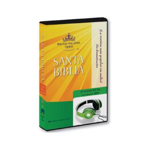 RVR60 Biblia en Audio No Dramatizada - MP3