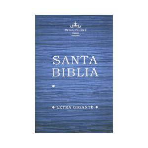 RVR60 Giant Print Spanish Bible