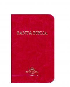 RVR60 Biblia Mini Bolsillo (rosada)