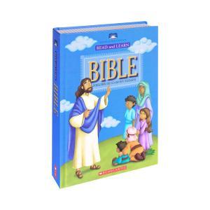 """Biblia """"Lee y Aprende"""""""