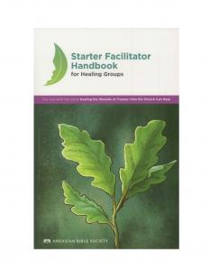 Starter Facilitator Handbook for Healing Groups - Print on Demand