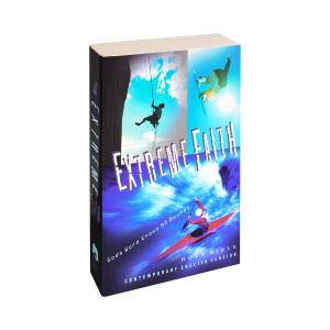 CEV Extreme Faith Youth Paperback Bible