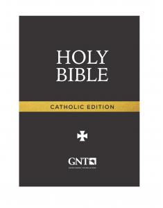GNT Catholic Edition Bible
