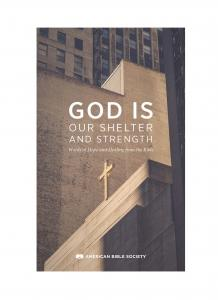 God is Our Shelter and Strength - Download