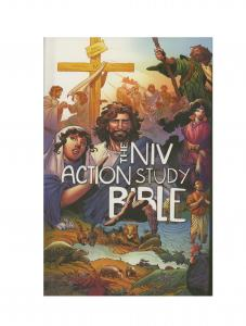 NIV The Action Study Bible