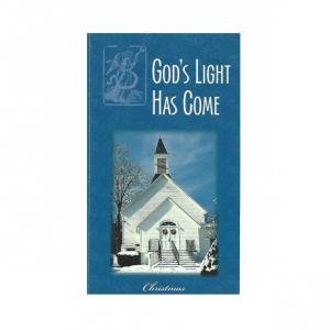 God's Light Has Come Tray Card (Download)