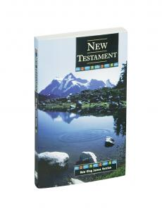 NKJV Nuevo Testamento en New King James