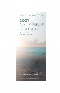 2021 Daily Bible Reading Guide (Download)
