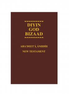 Navajo/English Bilingual New Testament - Print on Demand