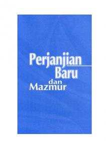 MALAY New Testament with Psalms