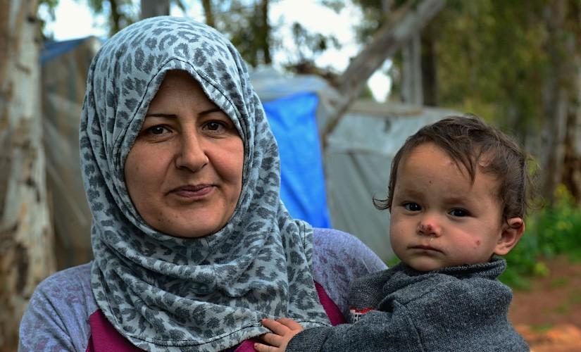 God's Word Comforts Refugees