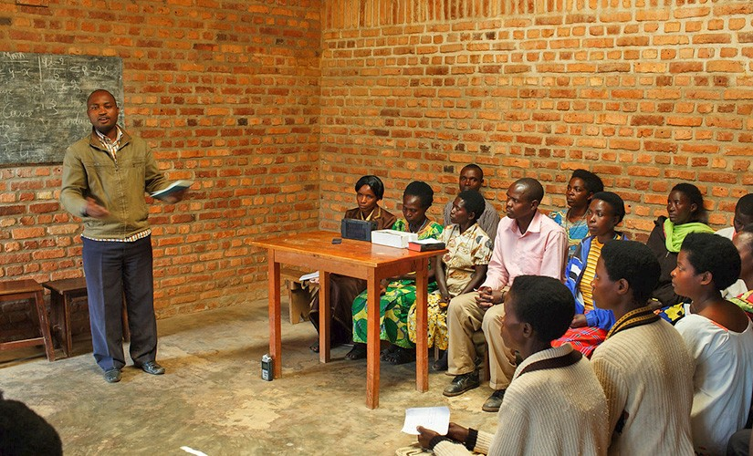 Audio Bibles Impact Ugandan Nursing Home