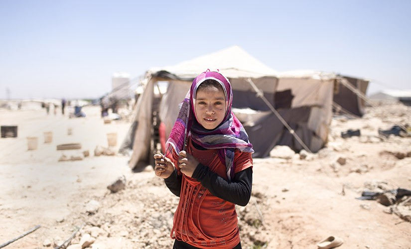 Hope for Syrian Refugee Families in Jordan