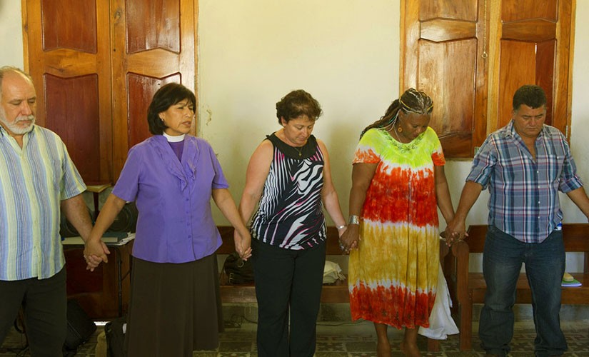 Join in Prayer for United Bible Societies