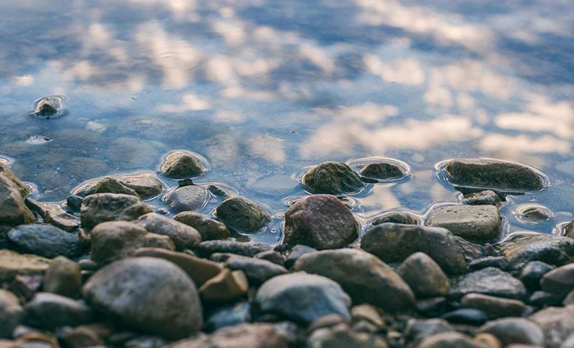 Meeting Jesus on the River's Edge