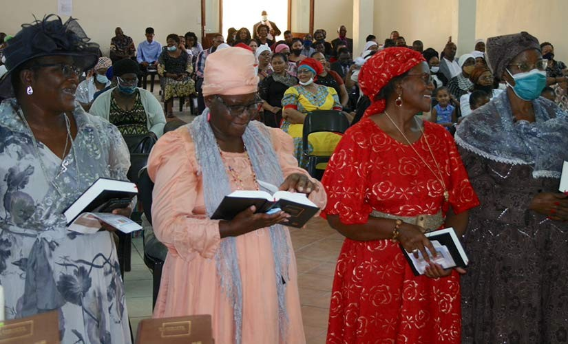 New Bible Translation for Namibia's Khoekhoegowab Speakers