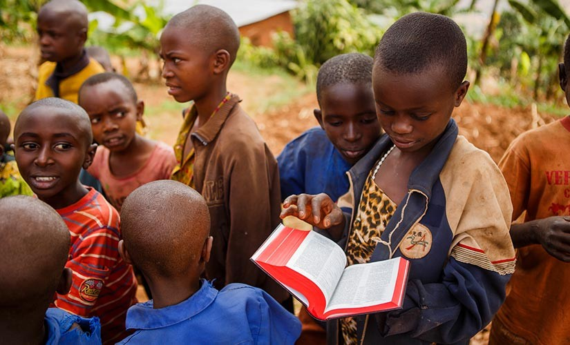 Praying for God's Word in Every Heart Language