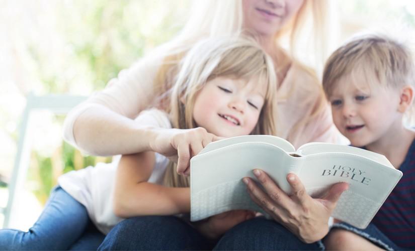 How to Teach Kids God's Big Story