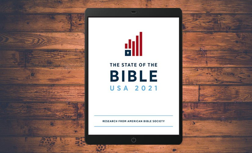 American Bible Society Releases 11th Annual State of the Bible Report