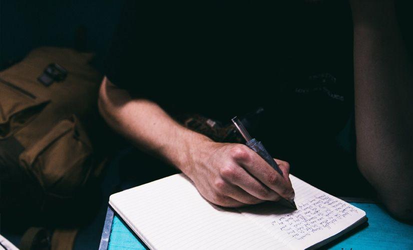 Courage to Write: Seeing God, Self, and Neighbor