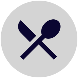 Icon of Knife and Spoon